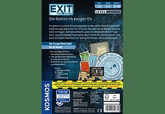 KOSMOS EXIT - Das Spiel - Die Station im ewigen Eis  Familienspiel Mehrfarbig