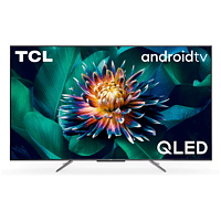 TCL 55 C 715 4K QLED TV (Flat, 55 Zoll, 139 cm, QLED 4K, SMART TV, AndroidTV 9.0)