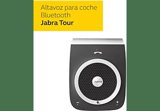 Manos libres - Jabra Tour, Altavoz Bluetooth para coche, Negro