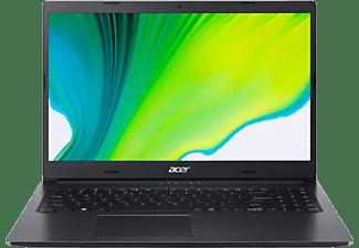 ACER Notebook Aspire 3 A315-23-R1F8 Schwarz, R3-3250U, 8GB RAM, 256GB SSD, 15.6 Zoll FHD (NX.A0VEV.001)