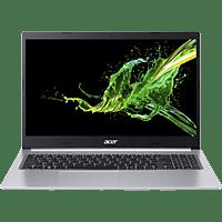 ACER Notebook Aspire 5 Silber, i7-1065G7, 8GB RAM, 512GB SSD, GeForce® MX350, 15.6 Zoll FHD