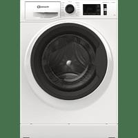BAUKNECHT WM ELITE 811 C Waschmaschine (8 kg, 1400 U/Min., C)