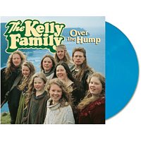 The Kelly Family - OVER THE HUMP (LTD.COLOUR MSG EXKL.)  - (Vinyl)