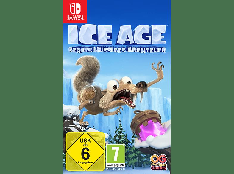 BANDAI NAMCO Ice Age Scrats Nussiges Abenteuer Nintendo Switch