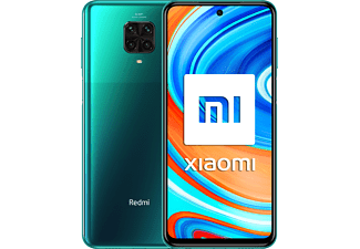 "Móvil - Xiaomi Redmi Note 9 Pro, Verde, 128 GB, 6 GB, 6.67"" Full HD+, Qualcomm® Snapdragon™, 5020 mAh, Android"