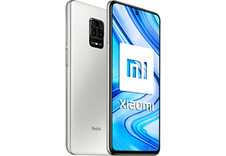 "Móvil - Xiaomi Redmi Note 9 Pro, Blanco, 128GB, 6 GB, 6.67"" Full HD+, Qualcomm® Snapdragon™, 5020 mAh, Android"