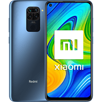 "Móvil - Xiaomi Redmi Note 9, Gris, 128 GB, 4 GB, 6.53"" Full HD+, Helio G85, 5020 mAh, Android"