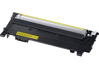 Tóner - Samsung CLT-Y404S, Amarillo, Compatible con SL-C430/C480, hasta 1000 páginas