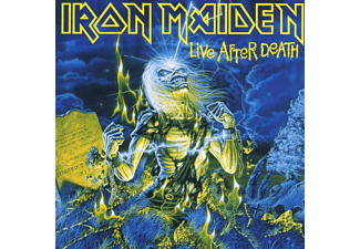 Iron Maiden - Live After Death (Remastered) (CD)