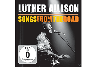 Luther Allison - Songs From The Road  - (CD)