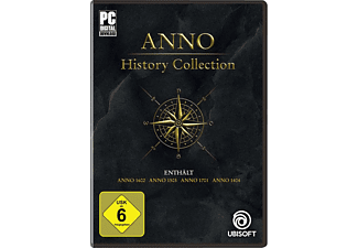 ANNO History Collection (Code in der Box) - [PC]