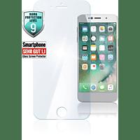 HAMA Premium Crystal Glass, Schutzglas für iPhone 6, iPhone 6s, iPhone 7, iPhone 8