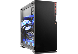 MEDION ERAZER Hunter X10 (MD 34839) - Gaming PC (512 GB SSD, NVIDIA® GeForce® RTX™ 2080 SUPER™, Schwarz)