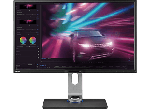 "REACONDICIONADO Monitor - BenQ PV3200PT, 32"", 4K, IPS, 5ms, HDMI, DisplayPort, Rec. 709, Negro"