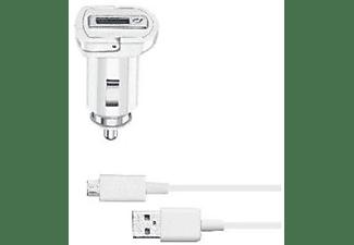Cellularline 39233 Auto Blanco cargador de dispositivo móvil