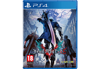 PS4 - Devil May Cry 5 /D