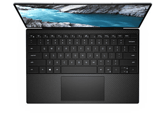 DELL XPS 13 9300, Notebook mit 13,4 Zoll Display, Intel® Core™ i7 Prozessor, 16 GB RAM, 512 GB SSD, Intel Iris Plus Grafik, Platinsilber/Schwarz