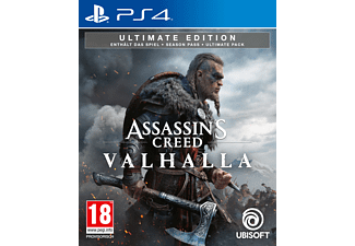 PS4 - Assassin's Creed: Valhalla - Ultimate Edition /Multilingue