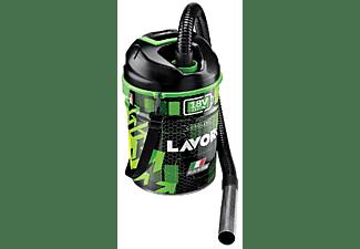 Aspirador con bolsa - Lavor Free VAC, Wet&Dry, 12 L, Con batería, Función soplador, Verde y negro