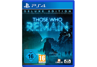 PS4 - Those Who Remain: Deluxe Edition /D