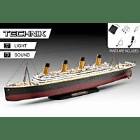 REVELL RMS Titanic - Technik Bausatz, Mehrfarbig