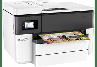 Impresora multifunción - HP OfficeJet Pro 7740, Inyección tinta térmica, A3, 22 ppm, Wifi, Blanco