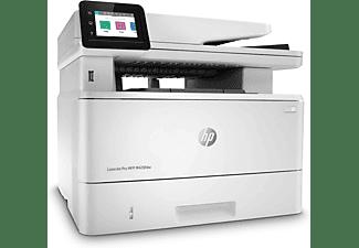 Impresora multifunción - HP LaserJet Pro M428fdw, Laser, 38 ppm, 4800 x 600 DPI, A4, Wifi, Blanco
