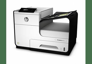 Impresora - HP PageWide Pro 452dw, WiFi, color, 2400x1200 ppp, 40 ppm, USB