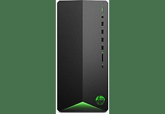 HP Pavilion Gaming TG01-0325ng, Gaming PC mit Core™ i5 Prozessor, 16 GB RAM, 512 GB SSD, 2 TB HDD, GeForce® GTX 1660 Ti, 6 GB GDDR6 Grafikspeicher
