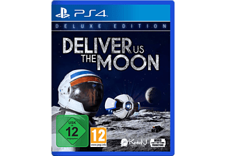 PS4 - Deliver Us The Moon: Deluxe Edition /D