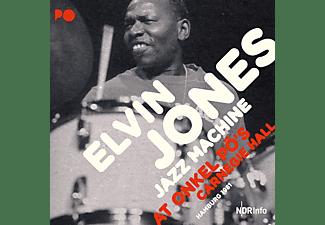 Elvin Jazz Machine Jones - At Onkel PÖ's Carnegie Hall Hamburg 1981  - (Vinyl)