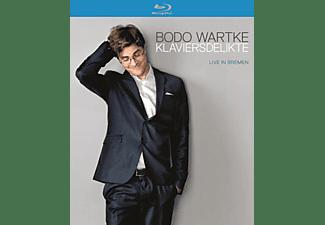 Bodo Wartke - Klaviersdelikte-Live In Brem  - (Blu-ray)