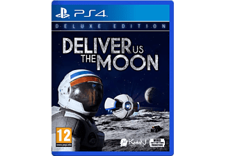 PS4 - Deliver Us The Moon: Deluxe Edition /F/I