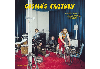 Creedence Clearwater Revival - COSMO S FACTORY (LTD.EDT.1/2 SPEED MASTER)  - (Vinyl)