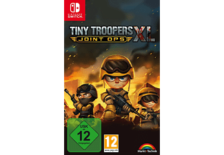 Switch - Tiny Troopers: Joint Ops XL /D