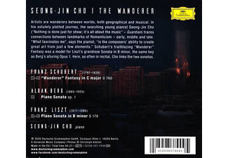 Seong-Jin Cho - The Wanderer  - (CD)
