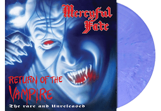 Mercyful Fate - Return Of The Vampire (Violet / Blue Marbled Vinyl) (Vinyl LP (nagylemez))