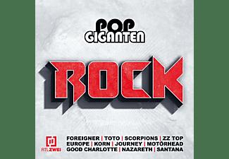 VARIOUS - Pop Giganten: Rock  - (CD)
