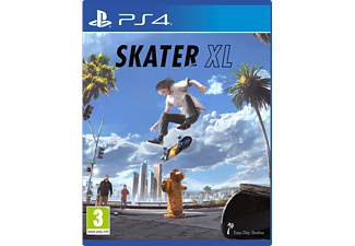 Skater XL UK PS4