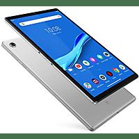 """Tablet - Lenovo TAB M10, 10.3"""" Full-HD, Helio P22T, 4 GB, 64 GB, Android 9.0, Wifi, Plata"""
