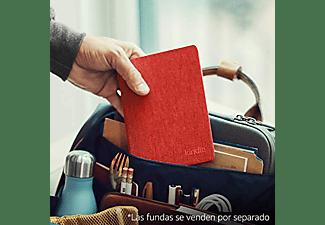"eReader - Amazon Kindle Black, Para eBook, 6"" 167 ppp LED, WiFi, Luz integrada regulable, 8 GB, Negro"