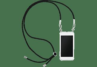 HAMA Cross-Body-Cover, Backcover, Samsung, Galaxy A21s, Transparent