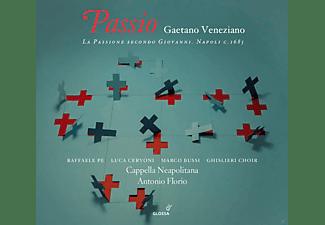 Raffaele Pe, Cappella Neapolitana, Ghislieri Choir - Johannespassion (Neapel Ca.1685)  - (CD)