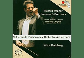 Netherls Philharmonic Orchestra, Kreizberg/Netherlands PO - Präludien Und Ouvertüren  - (SACD)