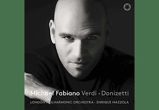 Fabiano Michael - Verdi/Donizetti Arias  - (SACD)