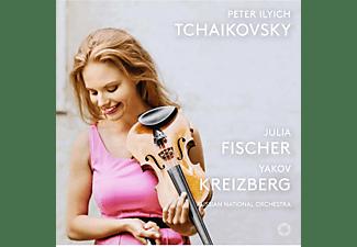 Russian National Orchestra, Fischer Julia - Julia Fischer spielt Werke von Tschaikowski  - (Vinyl)
