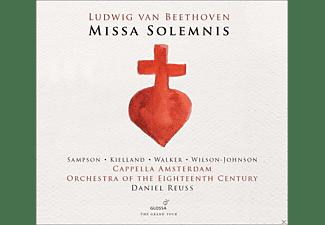 Carolyn Sampson, Thomas Walker, Capella Amsterdam, Orchestra Of The Eighteenth Century, Marianne Beate Kielland, David Wilson-johnson - Missa Solemnis  - (CD)