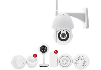 CALIBER Home Security Set De Lux - Überwachungssystem