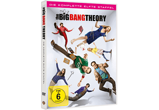 The Big Bang Theory - Staffel 11 DVD