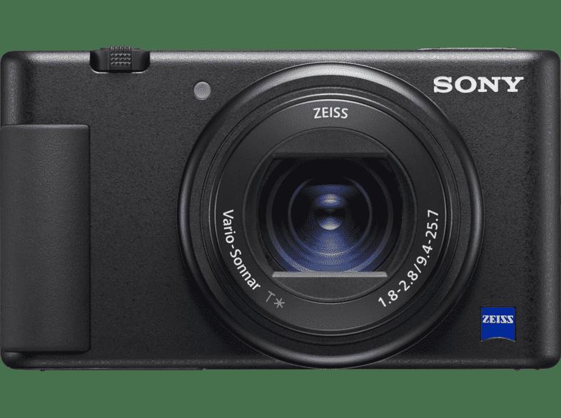 SONY ZV-1 Kompaktkamera kaufen | MediaMarkt